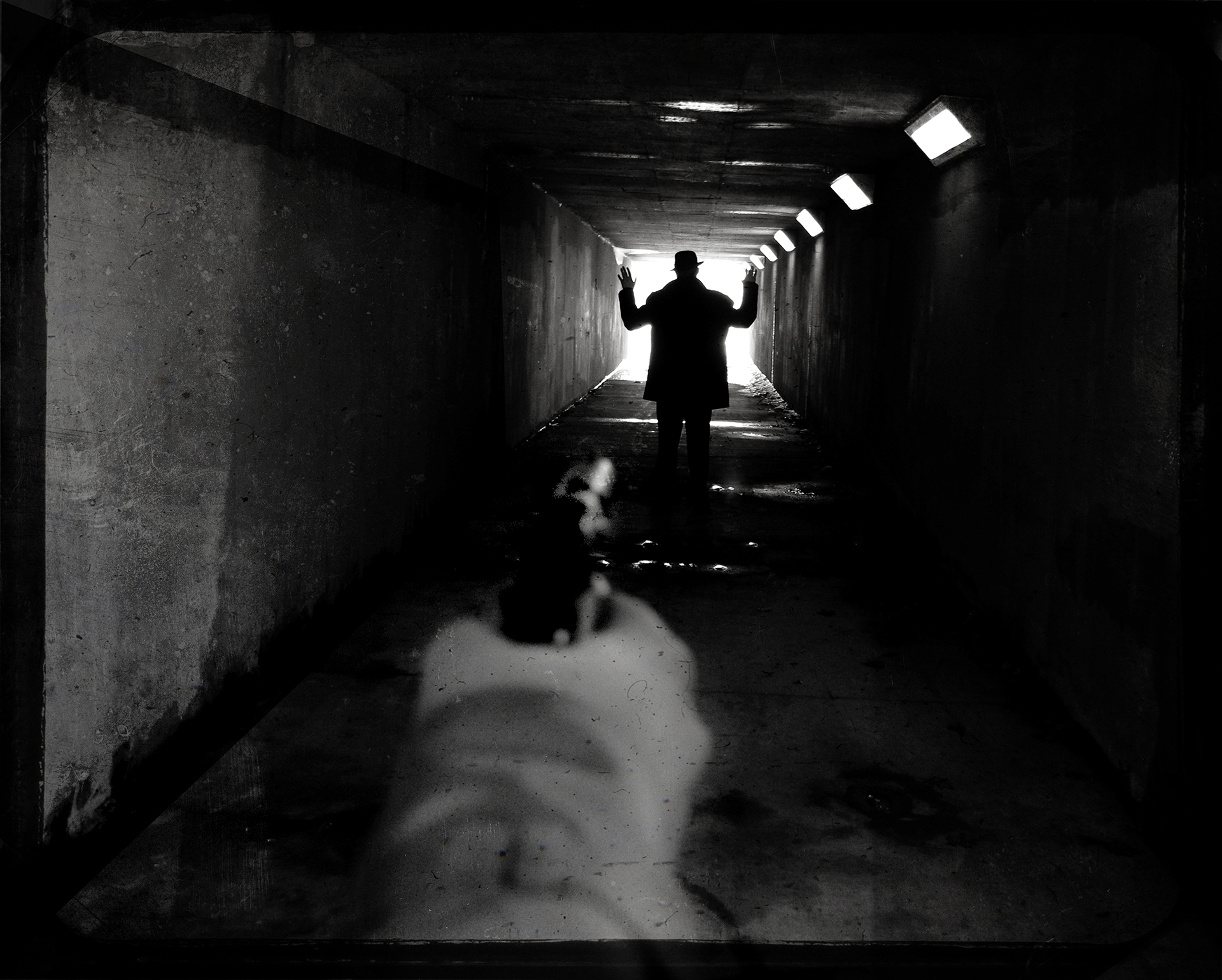 Betrayal in the Darkness (The Tunnel Series)